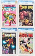 Modern Age (1980-Present):Miscellaneous, Marvel Modern Age Group of 15 (Marvel, 1983-2010) CGC NM/MT 9.8 White pages.... (Total: 15 )
