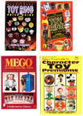 Books:Ephemera, Collectibles Related Books Group of 6 (Various Publishers).... (Total: 6 Items)