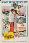 """Movie Posters:Comedy, It Started in Naples & Other Lot (Paramount, 1960). Folded, Overall: Fine/Very Fine. One Sheets (2) (27"""" X 41""""). Comedy.. ... (Total: 2 Items)"""