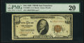 Small Size:Federal Reserve Bank Notes, Fr. 1860-L $10 1929 Federal Reserve Bank Note. PMG Very Fine 20.. ...