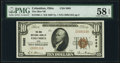 National Bank Notes:Ohio, Columbus, OH - $10 1929 Ty. 1 The Ohio National Bank Ch. # 5065 PMG Choice About Unc 58 EPQ.. ...