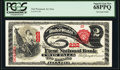 Tim Prusmack Money Art $2 Original The First National Bank of Twin Falls, ID PCGS Superb Gem New 68PPQ