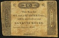 Obsoletes By State:Ohio, Cincinnati, OH- Unknown Issuer 6-1/4¢ Aug. 1, 1817 Very Good.. ...