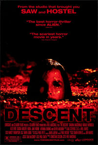 "The Descent & Other Lot (Lions Gate, 2005). Rolled, Very Fine. One Sheets (3) (27"" X 40"") DS. Horror..."