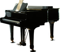 Linda Ronstadt's Yamaha Grand Piano, Originally Owned by Peter Asher
