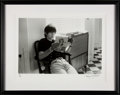 Music Memorabilia:Photos, The Rolling Stones Photo Prints Signed and Numbered by Terry O'Neill (2) (circa 1960s).... (Total: 2 Items)