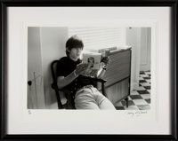 The Rolling Stones Photo Prints Signed and Numbered by Terry O'Neill (2) (circa 1960s).... (Total: 2 Items)