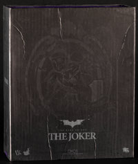 """The Dark Knight (Hot Toys, 2009). Very Fine. Collectable Figurine in Original Box (12"""" X 5"""" X 14.25"""") DX0..."""