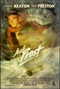 """Movie Posters:Comedy, Jack Frost (Warner Bros., 1998). Fine+. Lenticular One Sheet (26.5"""" X 39"""") Advance. Comedy.. ..."""