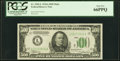 Fr. 2202-L $500 1934A Federal Reserve Note. PCGS Gem New 66PPQ