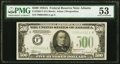Small Size:Federal Reserve Notes, Fr. 2202-F $500 1934A Federal Reserve Note. PMG About Uncirculated 53.. ...