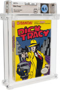 Video Games:Nintendo, Dick Tracy [Oval SOQ R] Wata 9.4 A++ Sealed NES Bandai 1990 USA....