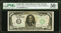 Small Size:Federal Reserve Notes, Fr. 2211-G $1,000 1934 Federal Reserve Note. PMG About Uncirculated 50 Net.. ...
