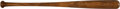 Baseball Collectibles:Bats, 1957 Billy Martin Game Bat Used by Another Player, PSA/DNA Authentic....
