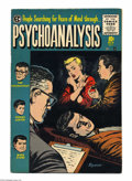 Golden Age (1938-1955):Horror, Psychoanalysis #4 (EC, 1955) Condition: VF-. Jack Kamen cover andart. Off-white to white pages. Overstreet 2004 VF 8.0 valu...