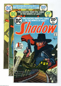 Bronze Age (1970-1979):Miscellaneous, The Shadow #1-11 Group (DC, 1973-75) Condition: Average FN-.Included here are #1, 2, 3, 4, 5, 6, 7, 8, 9, 10, and 11. Artis...(Total: 11 Comic Books Item)