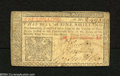 Colonial Notes:New Jersey, New Jersey March 25, 1776 1s Very Fine.A moderately ...