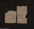 Colonial Notes:Pennsylvania, Pennsylvania April 3, 1772 2s Poor.A very poor note that ...