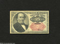 Fractional Currency:Fifth Issue, Fr. 1309 25c Fifth Issue Very Fine.A modest amount of ...