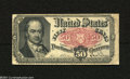 Fractional Currency:Fifth Issue, Fr. 1381 50c Fifth Issue Very Fine-Extremely Fine.There ...
