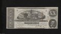 Confederate Notes:1863 Issues, T58 $20 1863.. Two wide margins are found on this well ...