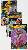 Modern Age (1980-Present):Miscellaneous, Modern Age Comics Box Lot (Various Publishers, 1990s) Condition: Average VF....