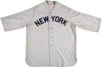 2001 New York Yankees Worn Uniform from *61