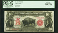 Large Size:Legal Tender Notes, Fr. 119 $10 1901 Legal Tender PCGS Very Fine 30PPQ.. ...