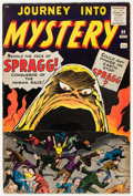 Silver Age (1956-1969):Horror, Journey Into Mystery #68 (Marvel, 1961) Condition: FN+....