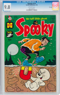 Bronze Age (1970-1979):Humor, Spooky #111 File Copy (Harvey, 1969) CGC NM/MT 9.8 Off-white pages....