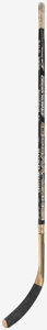 Hockey Collectibles:Equipment, 1990s Ray Bourque Game Used Boston Bruins Hockey Stick...