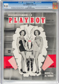 Magazines:Miscellaneous, Playboy #2 (HMH Publishing, 1954) CGC VF/NM 9.0 White pages....