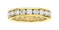 Estate Jewelry:Rings, Diamond, Gold Eternity Band, Tiffany & Co.. ...