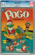 Golden Age (1938-1955):Humor, Pogo Possum #11 File Copy (Dell, 1953) CGC NM- 9.2 Off-white pages....
