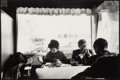 Photographs, Jacques Lowe (American, 1930-2001). Diner III, Oregon, Fall, 1959. Gelatin silver, printed later. 8-3/4 x 13 inches (22....