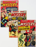 Silver Age (1956-1969):Superhero, Journey Into Mystery/Thor Group of 10 (Marvel, 1963-67) Condition: Average VG.... (Total: 10 Comic Books)