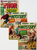 Silver Age (1956-1969):Superhero, Journey Into Mystery/Thor Group of 23 (Marvel, 1963-67) Condition: Average FN.... (Total: 23 Comic Books)