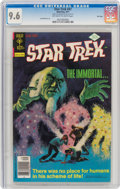 Bronze Age (1970-1979):Science Fiction, Star Trek #47 File Copy (Gold Key, 1977) CGC NM+ 9.6 Off-white to white pages....