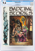 Magazines:Horror, Badtime Stories #nn (Graphic Masters, 1972) CGC NM+ 9.6 White pages....