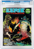 Magazines:Horror, Eerie Yearbook 1970 Don Rosa Collection (Warren, 1970) CGC NM- 9.2 Off-white to white pages....