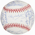Autographs:Baseballs, Cy Young Winners Multi-Signed Limited Edition Baseball. ...