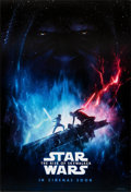 "Movie Posters:Science Fiction, Star Wars: The Rise of Skywalker (Walt Disney Studios, 2019). Rolled, Very Fine/Near Mint. International One Sheet (27"" X39...."