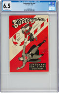 Golden Age (1938-1955):Superhero, Superman-Tim #nn December 1944 (DC, 1944) CGC FN+ 6.5 White pages....