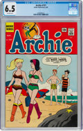 Silver Age (1956-1969):Humor, Archie Comics #157 (Archie, 1965) CGC FN+ 6.5 Off-white pages....