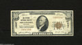 Arkadelphia, AR - $10 1929 Ty. 1 Citizens NB Ch. # 10087 Here is a seldom offered note from a one bank town. This crisp...