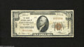 National Bank Notes:Oklahoma, Bartlesville, OK - $10 1929 Ty. 1 The Union NB Ch. # ...
