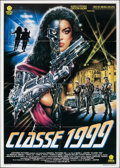 """Movie Posters:Action, Class of 1999 & Other Lot (Penta, 1991). Folded, Very Fine. Italian 2 - Foglis (2) (39"""" X 55""""). Action.. ... (Total: 2 Items)"""