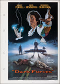 """Movie Posters:Fantasy, Harlequin (New Image, 1984). Rolled, Very Fine-. Printer's Proof One Sheet (30"""" X 42""""). Alternate Title: Dark Forces. Fa..."""