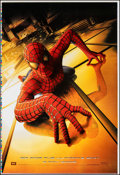 "Movie Posters:Action, Spider-Man (Columbia, 2002). Rolled, Very Fine-. Printer's Proof One Sheet (28"" X 41"") SS Advance. Action.. ..."