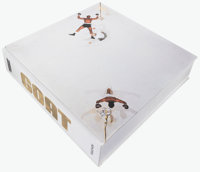 GOAT: A Tribute to Muhammad Ali - CHAMPS Edition by Jeff Koons.... (Total: 2)